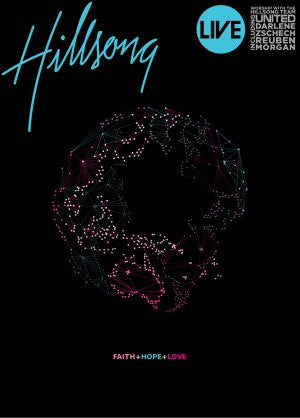 Hillsong Live - Faith + Hope + Love - DVD