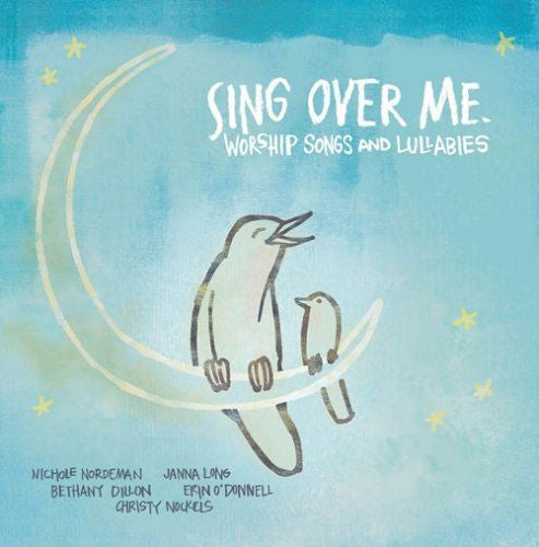 Sing Over Me: Worship Songs and Lullabies - CD - Various Artists