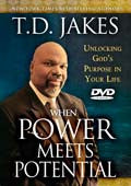T D Jakes-When Power Meets Potential: Power For Living DVD