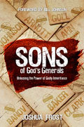 Joshua Frost-Sons Of God's Generals Paperback