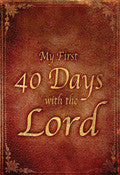 Robert Wolff-My First 40 Days With The Lord Paperback Book
