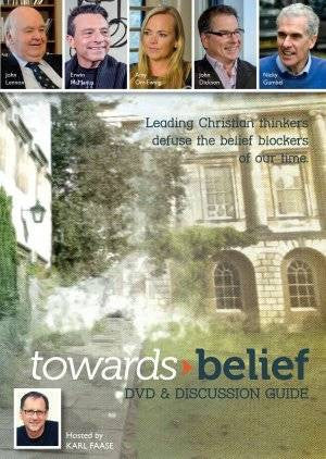 Towards Belief Karl Faase DVD