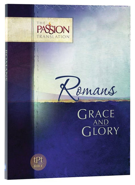 Romans: Grace And Glory Brian Simmons