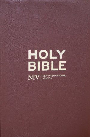 NIV Pocket Chocolate Flexibind Bible  9781444701616