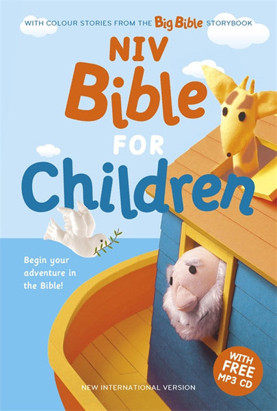 NIV Bible For Children 9781444701807