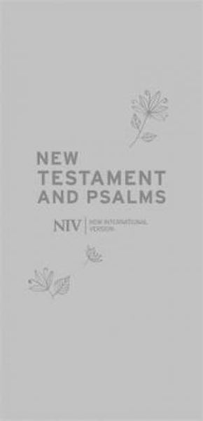 NIV Diary Soft-Tone New Testament And Psalms  9781444750072