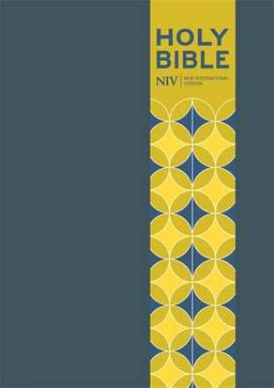 NIV Pocket Blue Soft-Tone Bible With Clasp  9781444787986