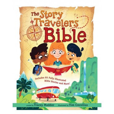 The Story Travelers Bible  Tracey Madder & Tim Crecelious