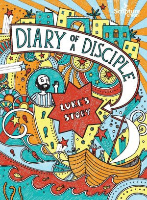 Diary of a Disciple	Hardback	 Luke's Story by Gemma Willis