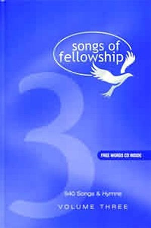Songs Of Fellowship - Songs Of Fellowship 3 Music Edition + CD - Songbook