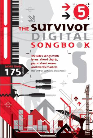 Survivor Songbook - Survivor Digital Songbook 5 - CD-ROM