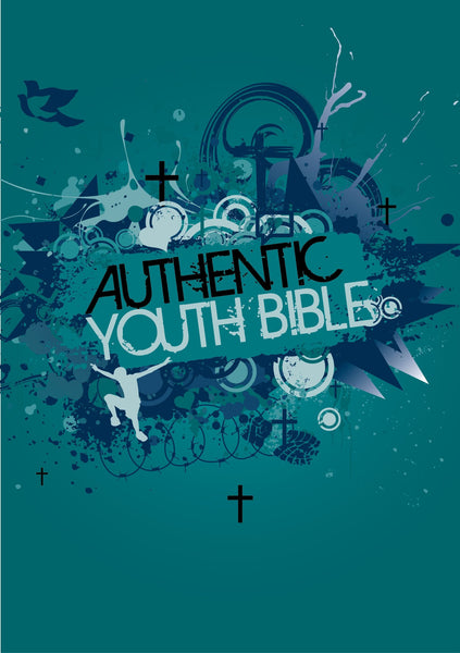 ERV Authentic Youth Bible - Teal