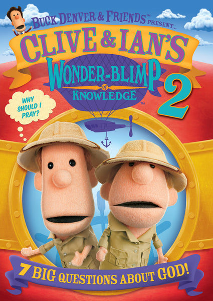 Clive & Ian's Wonder-Blimp of Knowledge: Vol 2 DVD