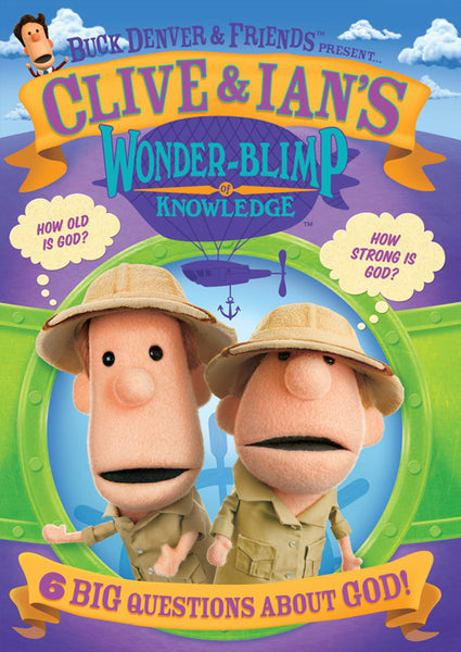 Clive & Ian's Wonder-Blimp of Knowledge: Vol 1 DVD