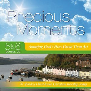 Precious Moments 5 & 6 CD Various Artists