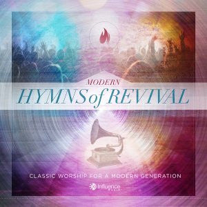 Modern Hymns of Revival CD - Various Artists