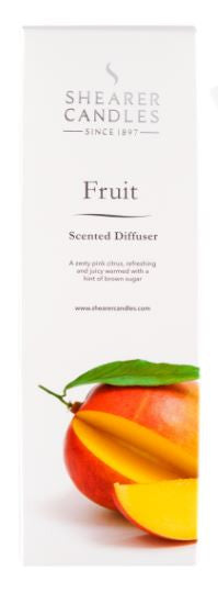 Fruit Scented Natural Spa Diffuser