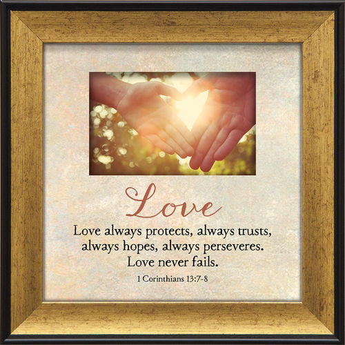 Touching Thoughts Series - Love - 1 Corinthians 13:7-8