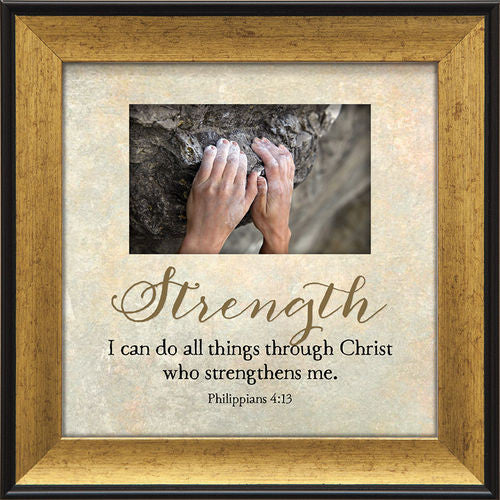 Touching Thoughts Series - Strength - Philippians 4:13