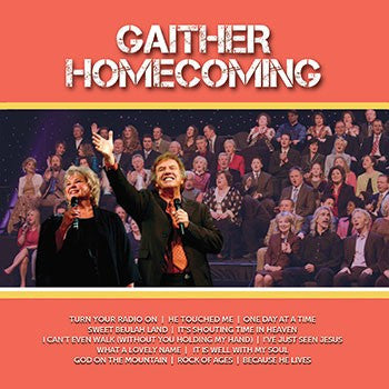 Gaither Homecoming CD 0617884919023