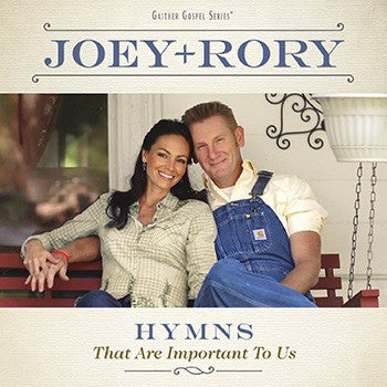 Hymns That Are Important To Us Joey + Rory 0617884913427