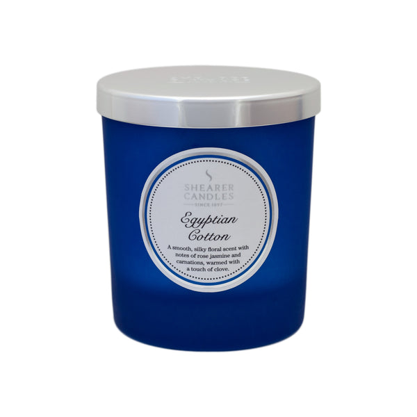 Egyptian Cotton Jar Candle