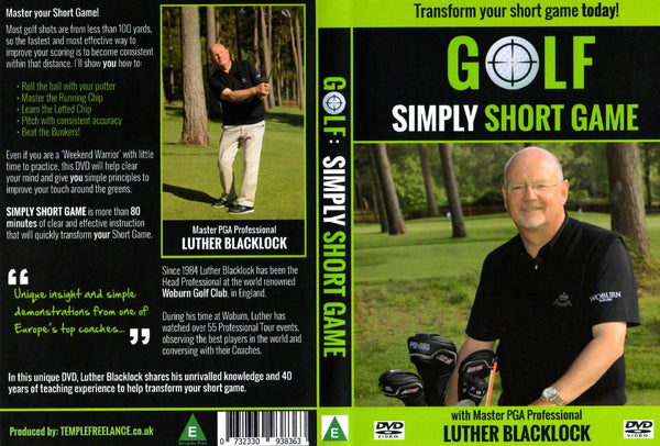 Transform Your Short Game - Luther Blacklock
