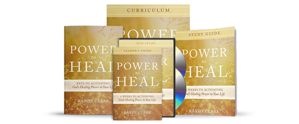 Power To Heal Curriculum Randy Clark