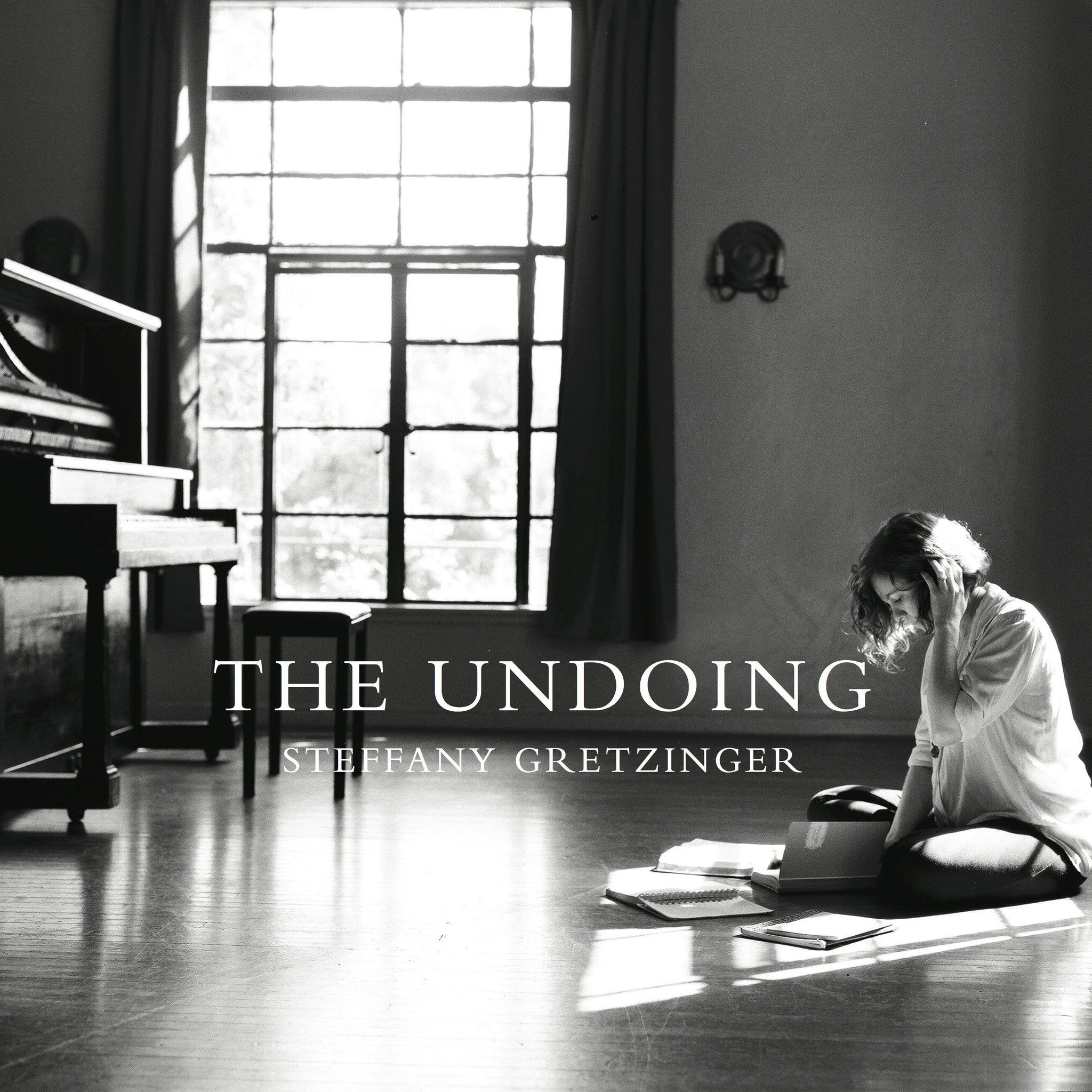 The Undoing CD Steffany Gretzinger