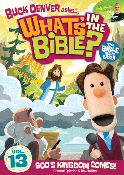 Buck Denver Asks... What's in the Bible? Volume 13 DVD