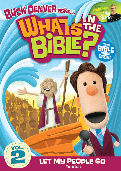 Buck Denver Asks... What's in the Bible? Volume 2 DVD