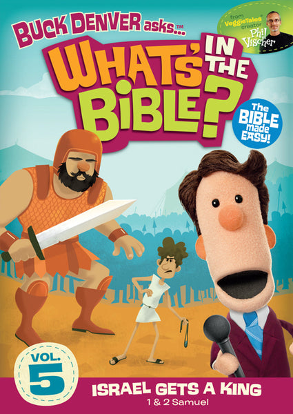 Buck Denver Asks... What's in the Bible? Volume 5 DVD