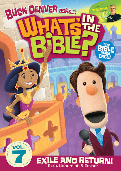Buck Denver Asks... What's in the Bible? Volume 7 DVD
