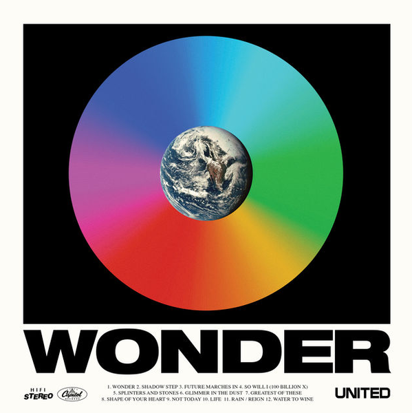 Wonder  Hillsong United 9320428325792