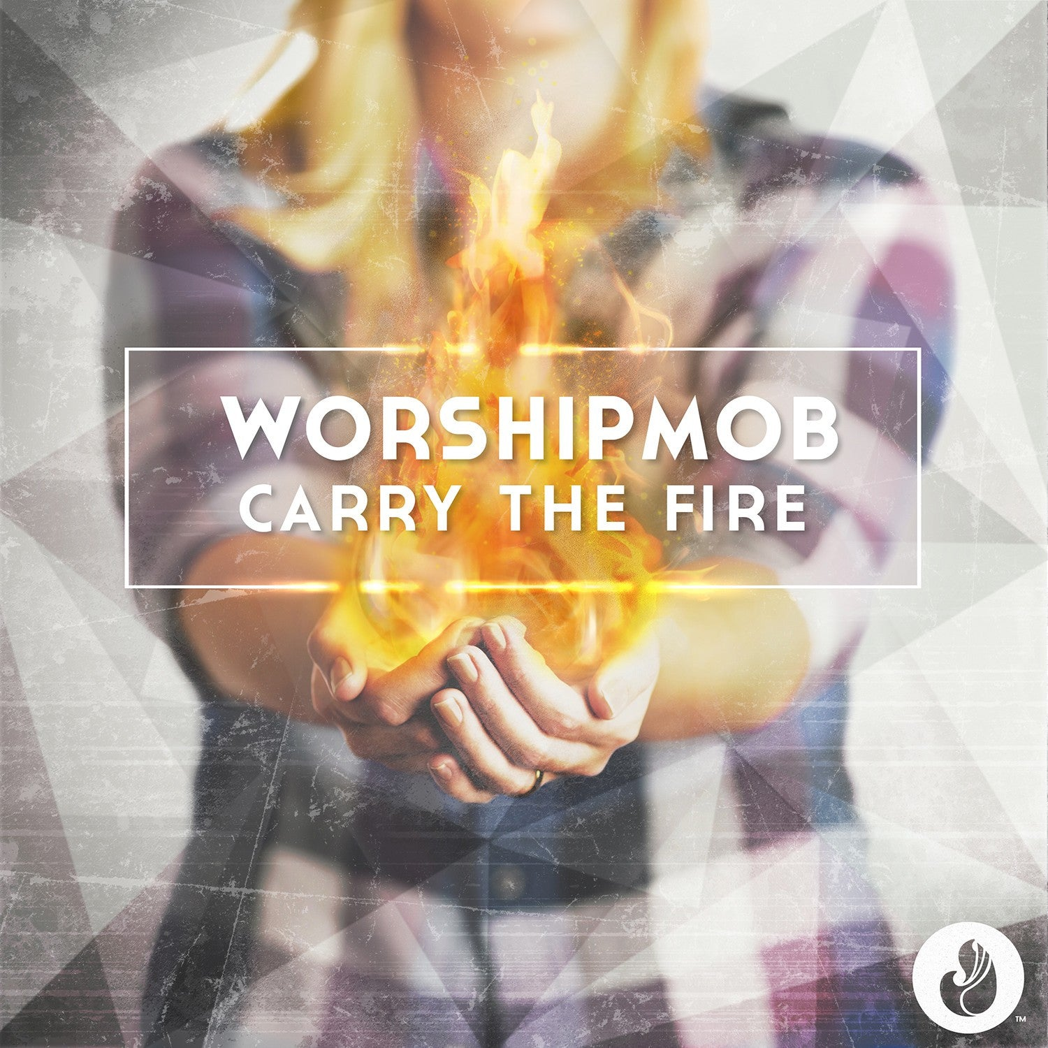 Carry The Fire Worshipmob CD