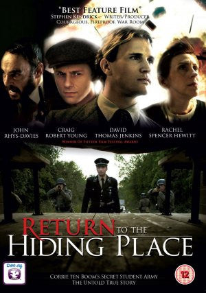 Return to the Hiding Place DVD - Corrie ten Boom's Secret Student Army - The Untold Story