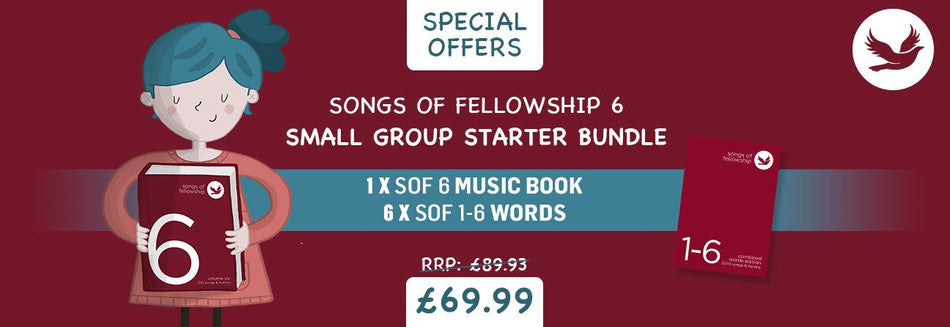 Songs of Fellowship Special Offer Small Group