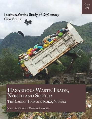 Case 191 - Hazardous Waste Trade, North and South: The Case of Italy and Koko, Nigeria