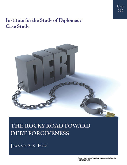 Case 292 - The Rocky Road toward Debt Forgiveness