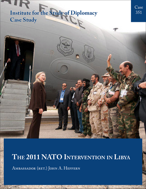 Case 351 - The 2011 NATO Intervention in Libya
