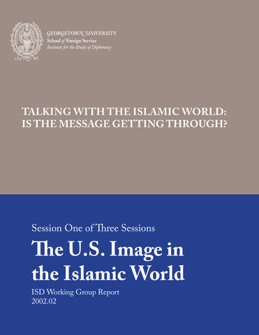 The U.S. Image in the Islamic World