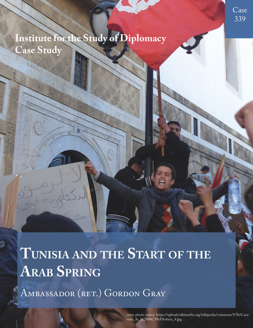Case 339 - Tunisia and the Start of the Arab Spring