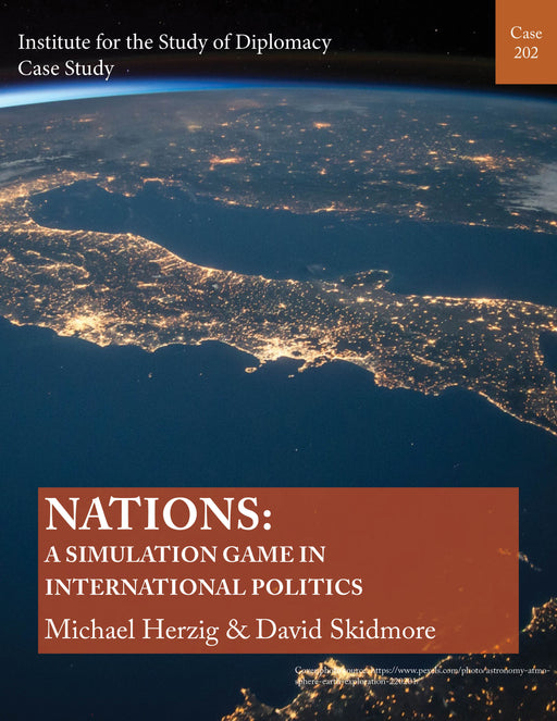 Case 202 - Nations: A Simulation Game in International Politics