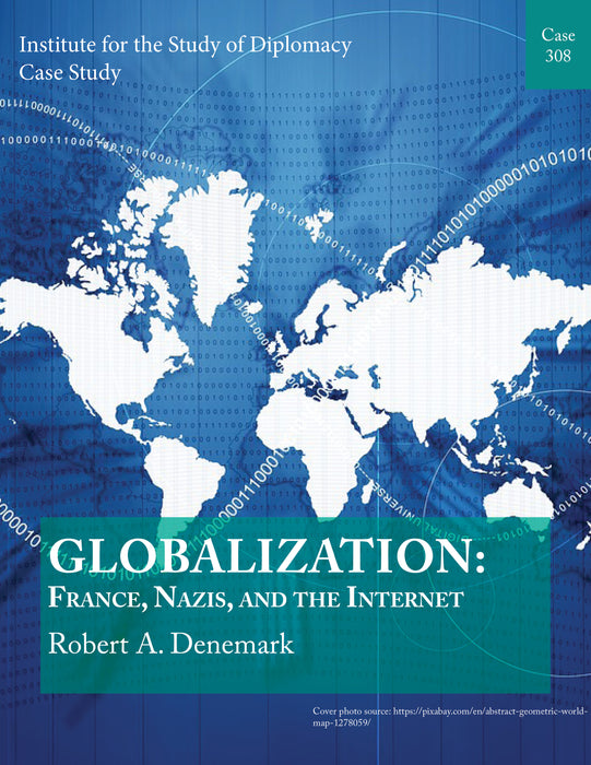 Case 308 - Globalization: France, Nazis, and the Internet