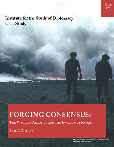 Case 171 - Forging Consensus: The Western Alliance and the Invasion of Kuwait