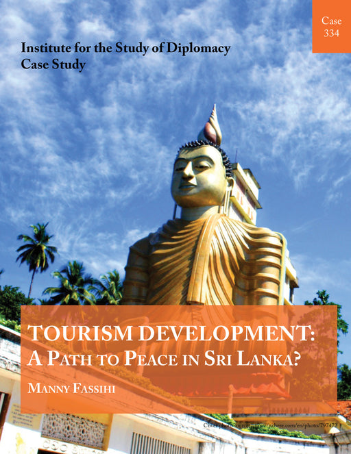 Case 334 - Tourism Development: A Path to Peace in Sri Lanka?