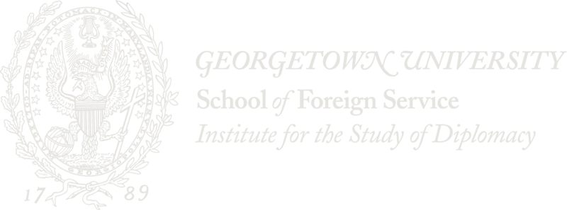 Institute for the Study of Diplomacy at Georgetown University