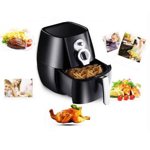 Smart Air fryer (kan grille, bage, stege og friturestege)
