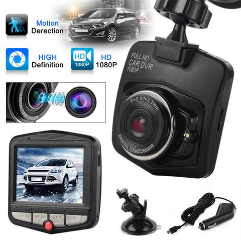 Bilkamera/Dashcam (Full HD 1080)