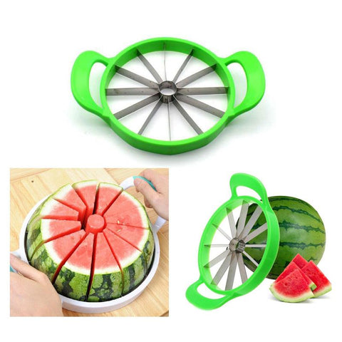 Vandmelon slicer